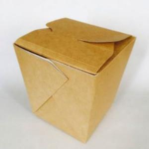 Коробка для лапши склееная