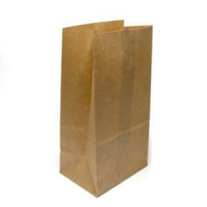 Крафт пакет для бутылок1