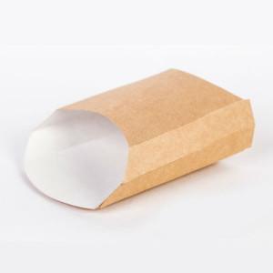 Упаковка для картошки фри 3