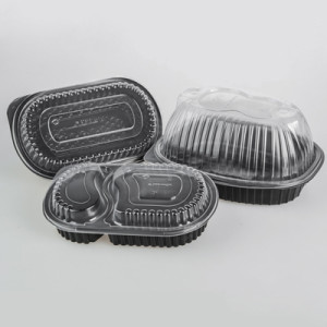 Контейнеры для горячих блюд (СВЧ)