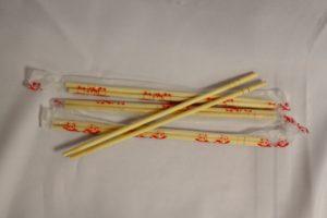Палочки для еды 21 см ПЭ (3000 пар)